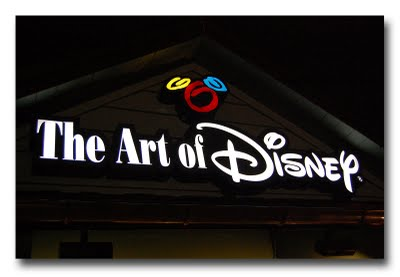 """The art of Disney"""