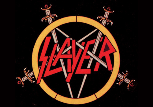 Logo du groupe slayer