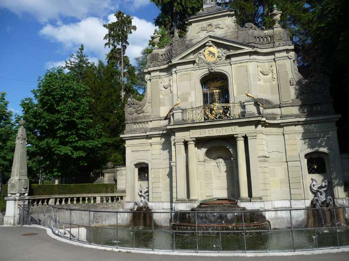 Fontaine - Berne