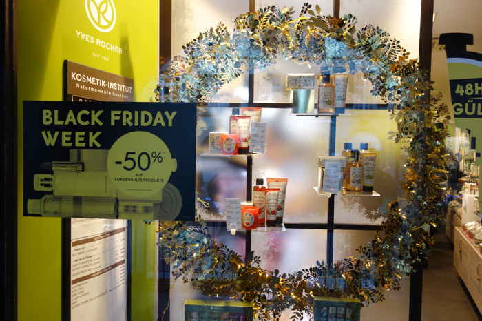 Black-Friday-Week— Commerce sur la Spital Gasse - Berne
