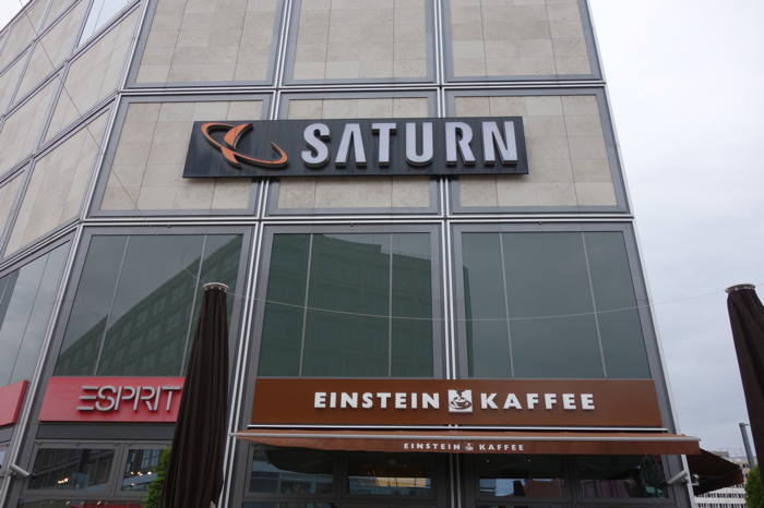 Supermarché Saturn - Berlin
