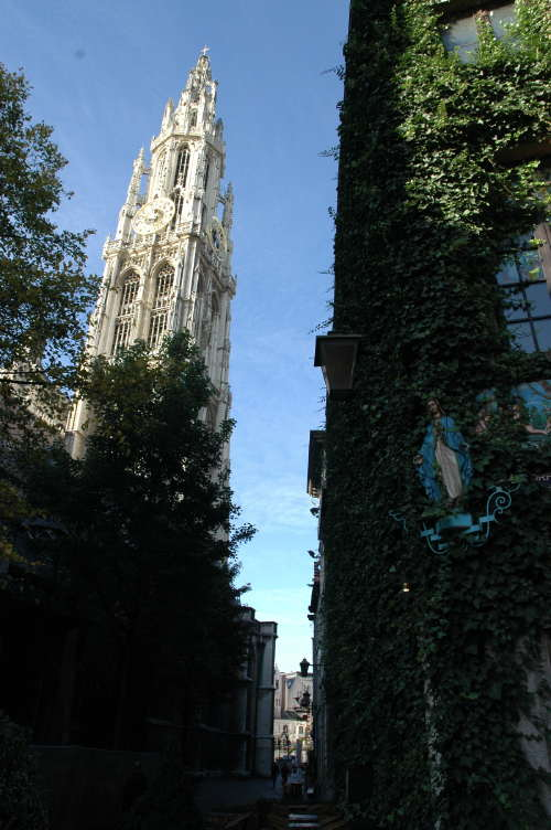 Cathedrale d'Anvers