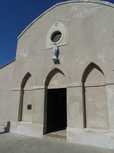 — Chapelle Notre Dame du Mai — Cap du Sicié — Var —