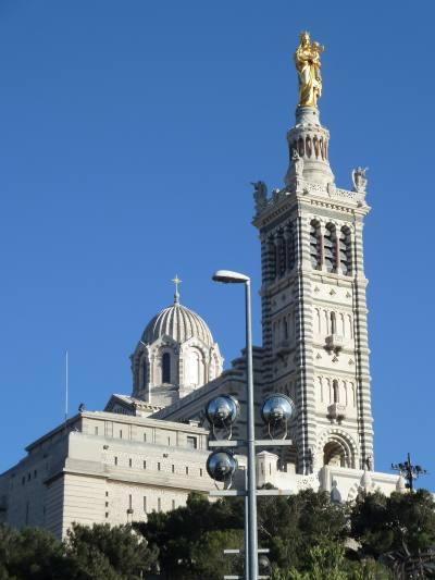 — Basilique Notre Dame de la Garde — Marseille —