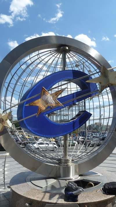 — Place de l'Europe à Moscou —