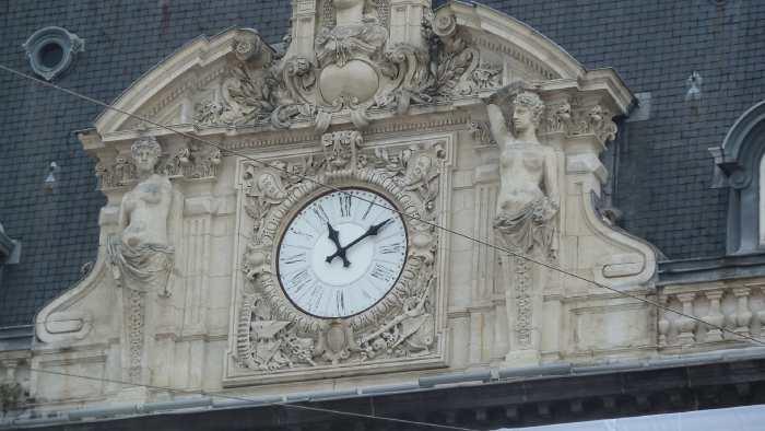 — Horloge de l'Opéra — Clermont-Ferrand —