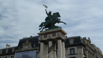 — Statue de Vercingétorix — Clermont-Ferrand —