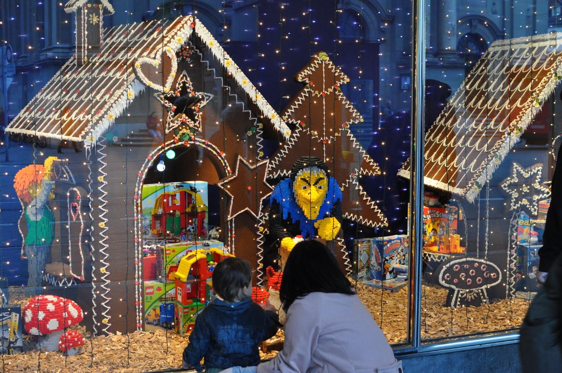 #9F6D2C Satan Et Son étoile Part 2 6135 decoration de noel vitrine magasin 1920x1275 px @ aertt.com