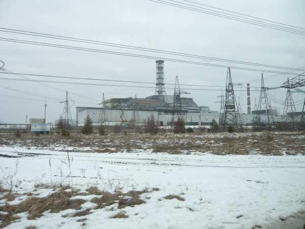"""Centrale Lénine dite de """"Tchernobyl"""""""