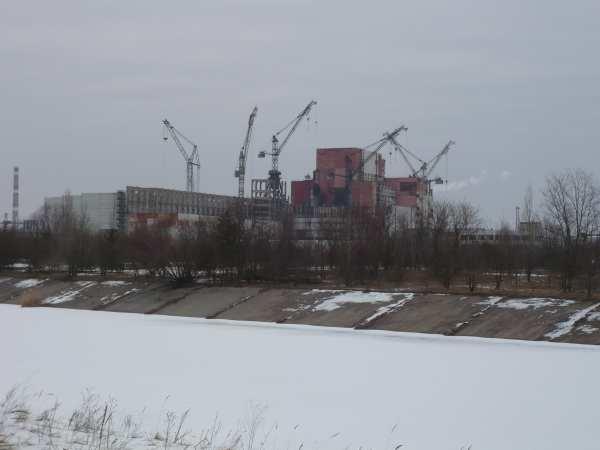Zone interdite de Tchernobyl