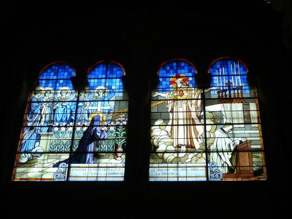 Eglise du sacré-cœur à Marseille
