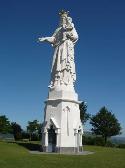 Vierge de Monton — Veyre-Monton (Puy-de-Dôme)