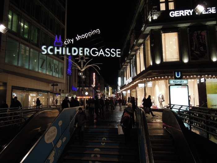 — Schildergasse - Cologne —