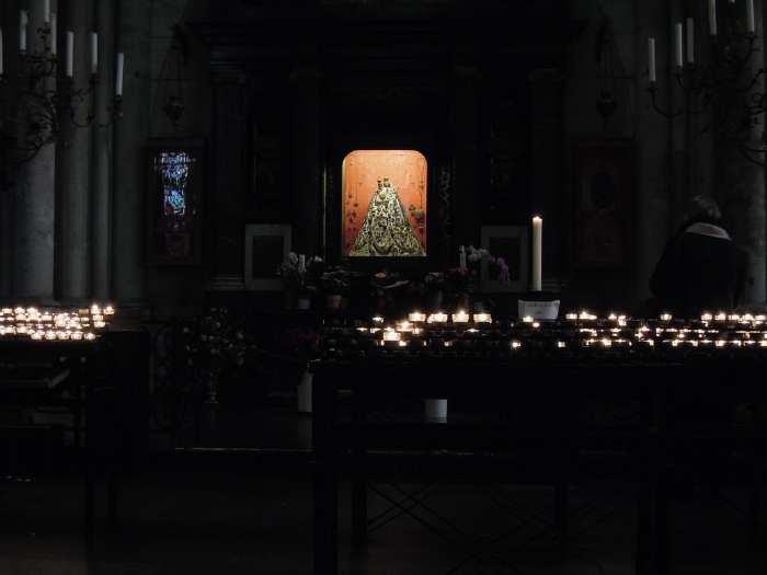 — Vierge noire - cathédrale - Cologne —