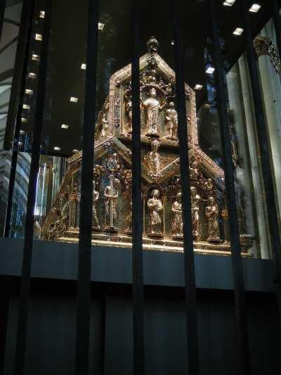 — Châsse des mages - cathédrale - Cologne —