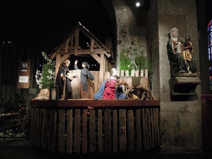 — Crèche - Eglise St kolumba - Cologne —