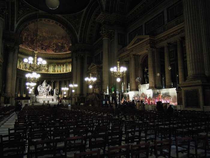 — Eglise de la Madeleine - Paris —