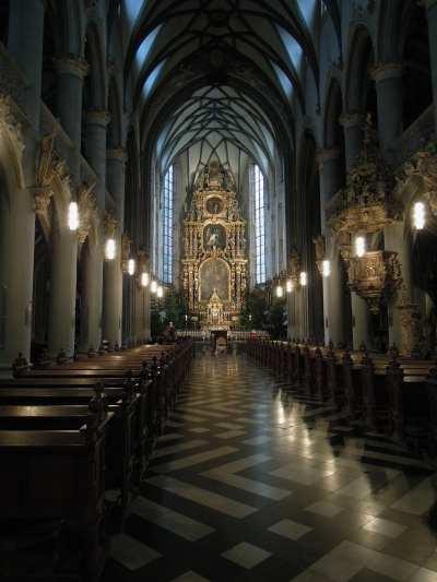 — Eglise Maria Himmelfahrt photographiée en 2011 - Cologne —