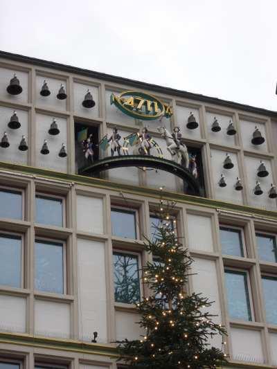 — Logo 4711 de la maison mère, dans la rue Glockengasse à Cologne - Cologne —