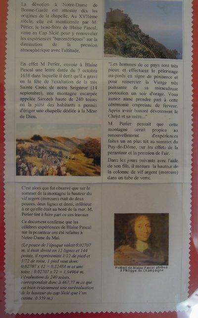 — Documentation Perier/Pascal - Eglise Notre Dame du Mai — Six-Fours-Les-Plages —