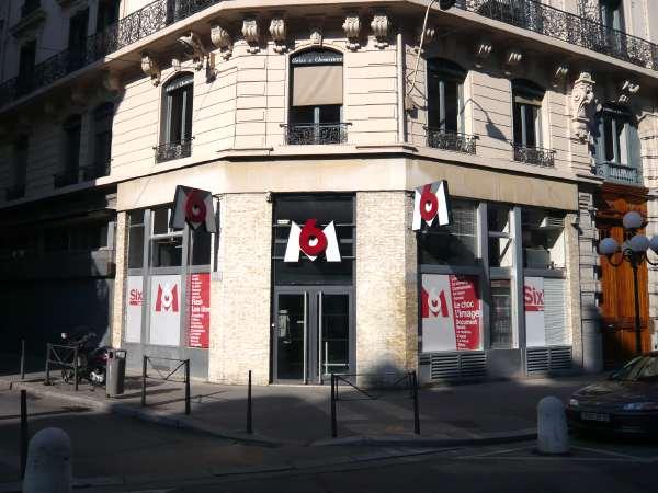 """Antenne M6 """"Six minutes"""" à Lyon"""