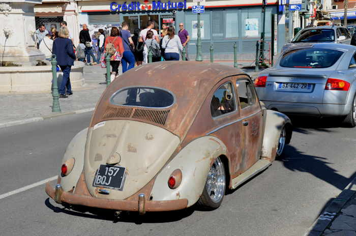— VW coccinelle — Sanary/s/Mer —