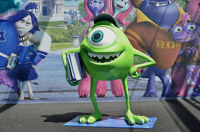"""Monsters University"""