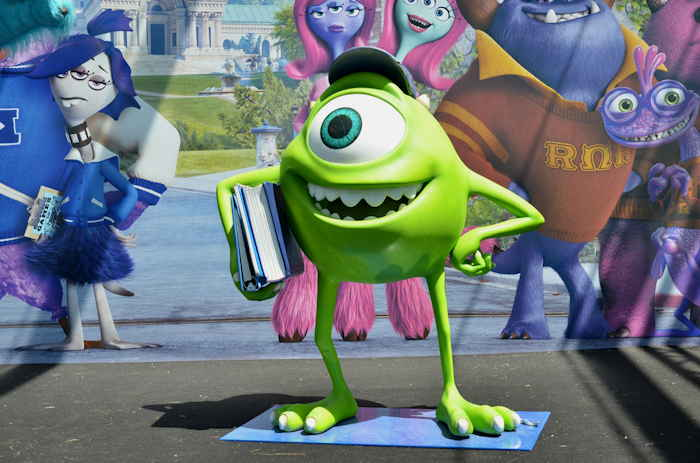 — Film d'animation: Monsters University —