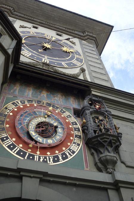 — Tour de l'horloge (Zytglogge) — Bern/Berne —