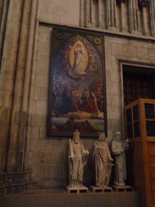 Assomption de Marie — cathédrale de Cologne