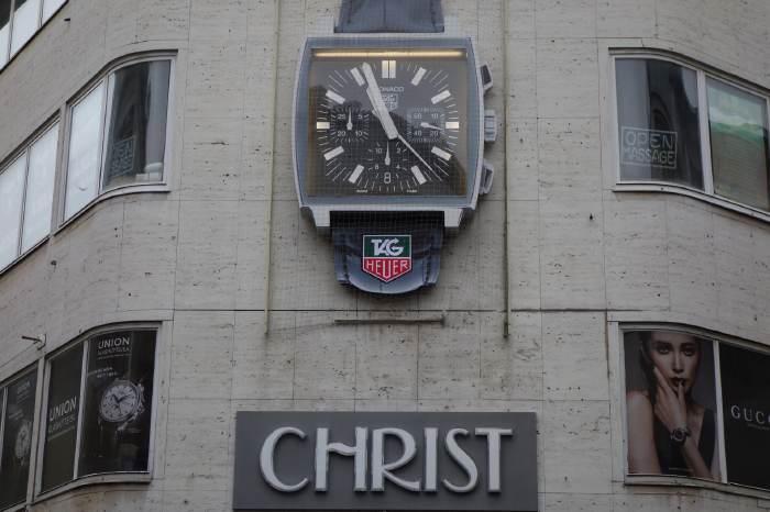— Bijouterie Christ — Cologne —