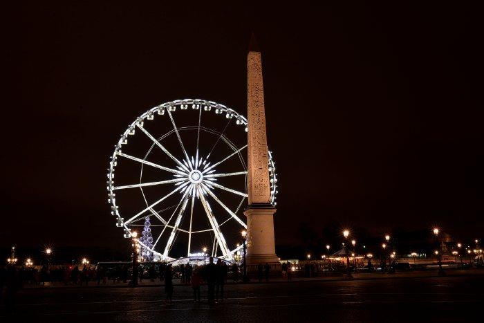 — Place de la Concorde - Paris —