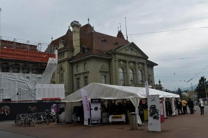 — Expo matériel photo - Casino de Berne — Berne —