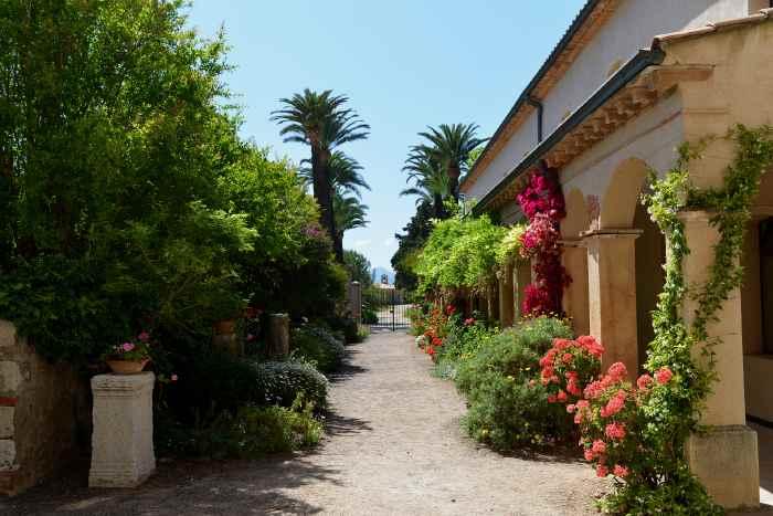 — Abbaye de l'île Saint-Honorat - Cannes —