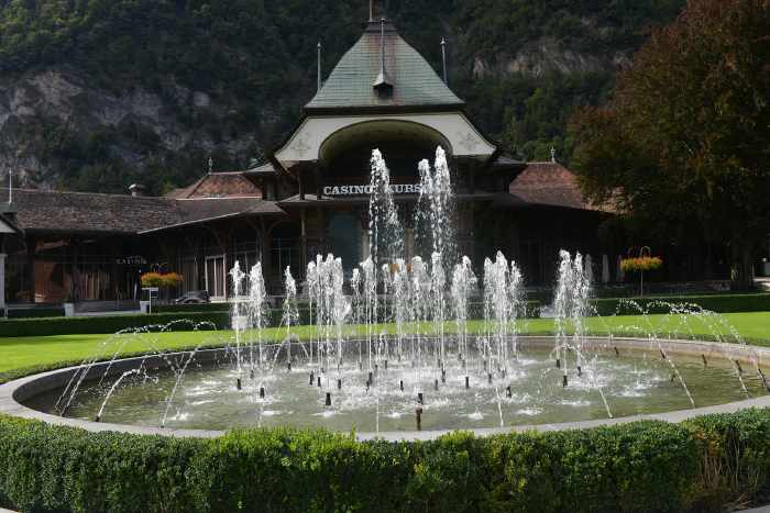 — Casino d'Interlaken — Interlaken —