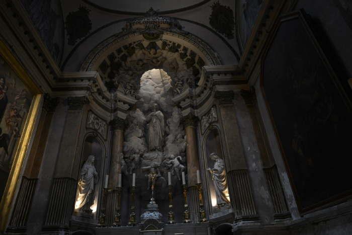 Assomption de Marie — Cathédrale Notre-Dame de Seds — Toulon