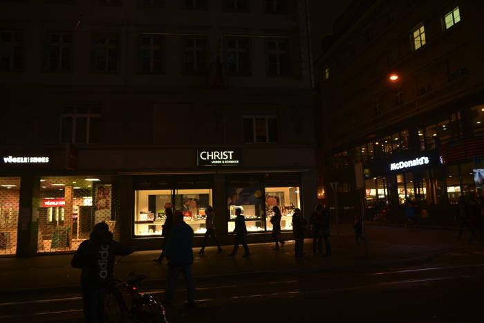 """— Horlogerie bijouterie """"Christ"""" — Bâle/Basel —"""
