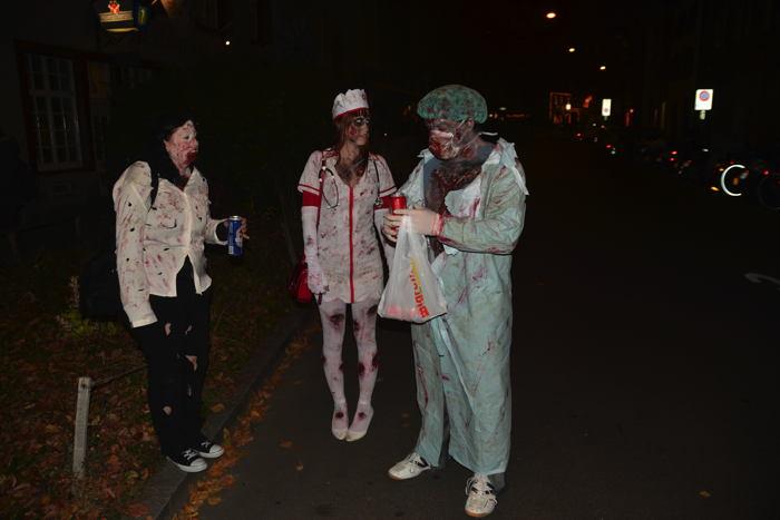 Zombie Walk — Bâle/Basel
