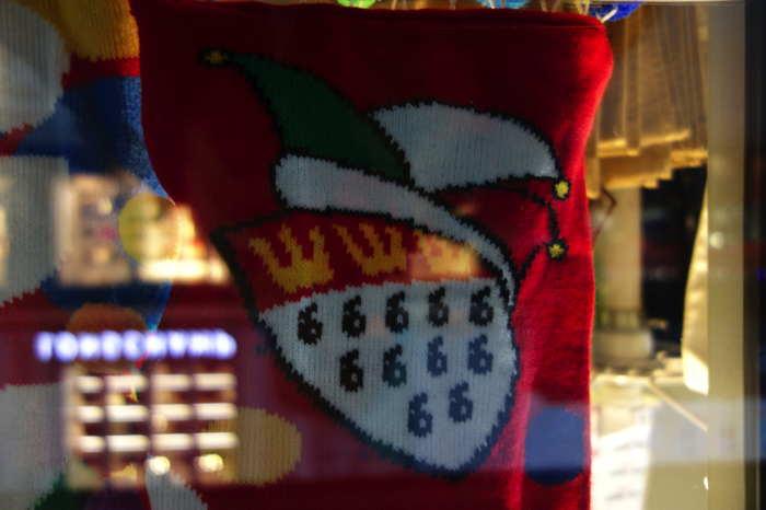 — Bonnet décoré du blason de Cologne — Cologne —