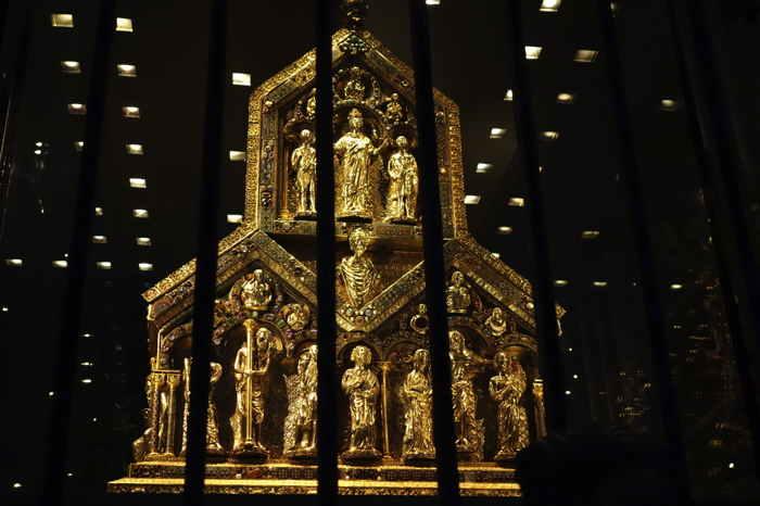 — Châsse des mages — Cathédrale de Cologne — Cologne —
