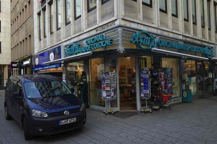 — Boutique 4711 — Cologne —