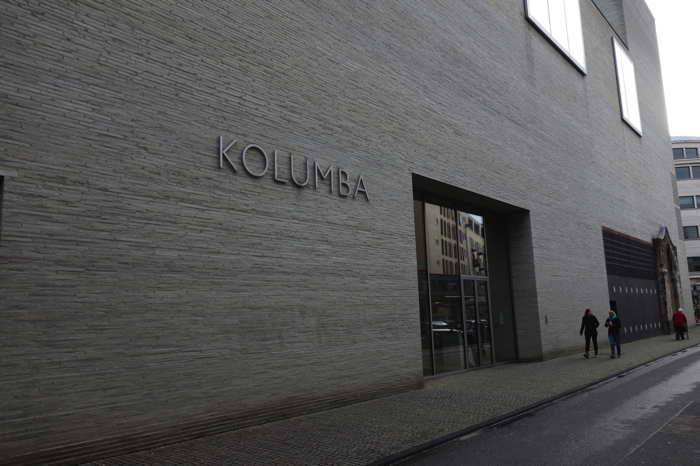 — Eglise Kolumba — Cologne —