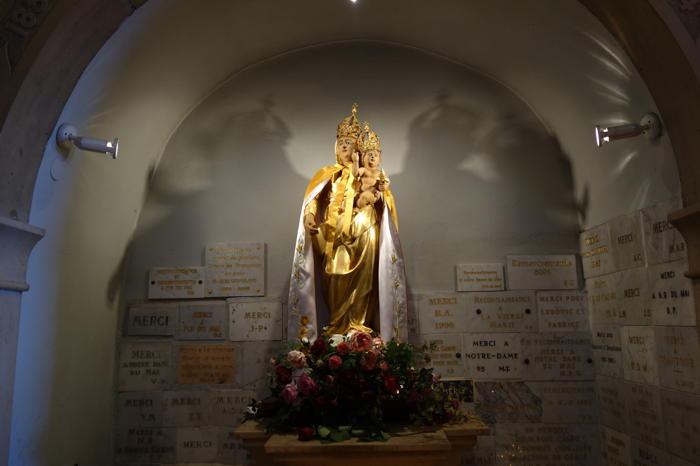 Chapelle Notre Dame du Mai — Commune de Six-Fours-Les-Plages
