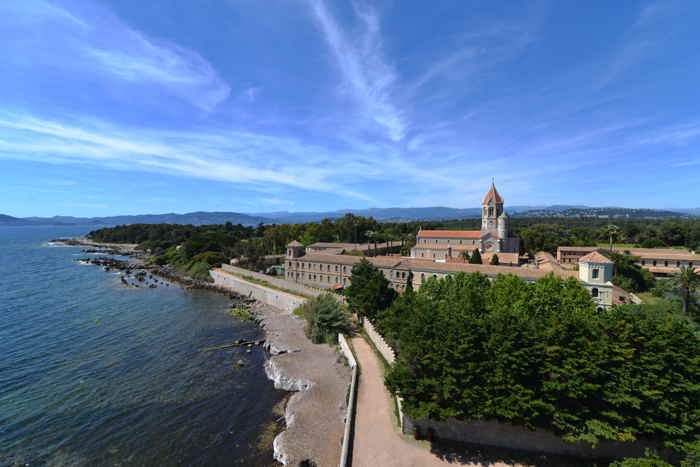Abbaye de St Honorat — Ile St Honorat — Lérins/Cannes