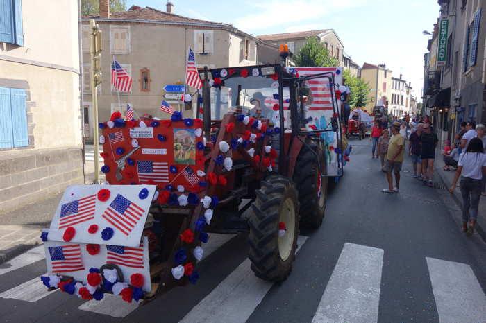 — Procession fête patronale - Maringues —