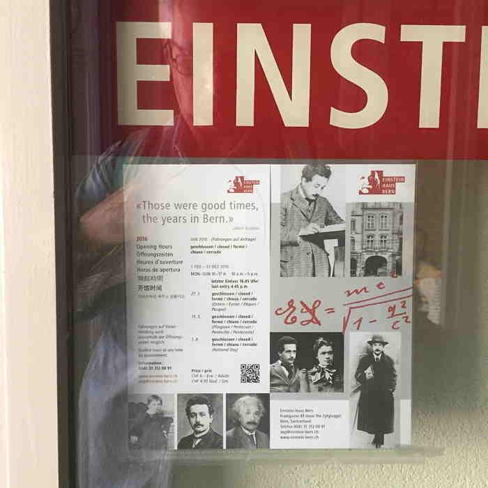 Maison d'Einstein — Bern/Berne