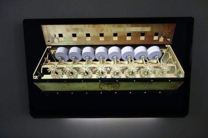 — Pascaline exposée au musée Lecoq — Clermont-Ferrand —