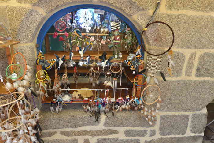 — Dream-catchers - Concarneau —