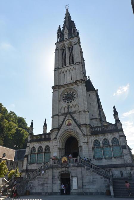 Basilique de l'Immaculée-Conception — Lourdes
