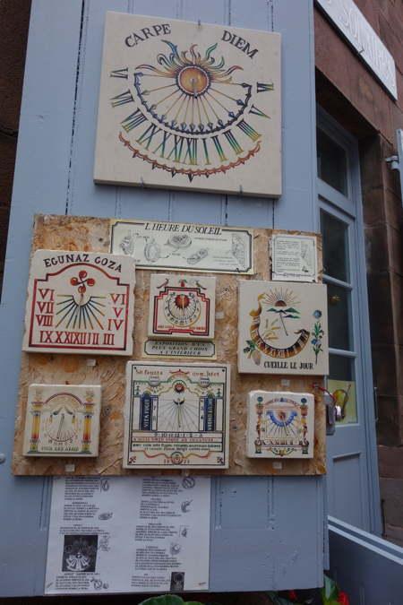 Cadrans solaires — Saint-Jean-Pied-de-Port
